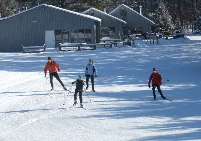 Cross Country Ski Headquarters Roscommon