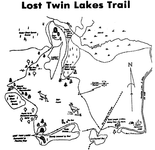 Lost Twin Lakes