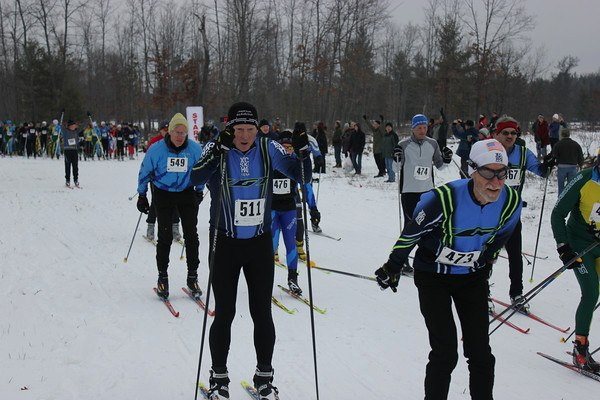 Cross Country Ski Headquarters - Michigan Cup Relays